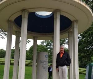 Joel at ABA monumentCrop2